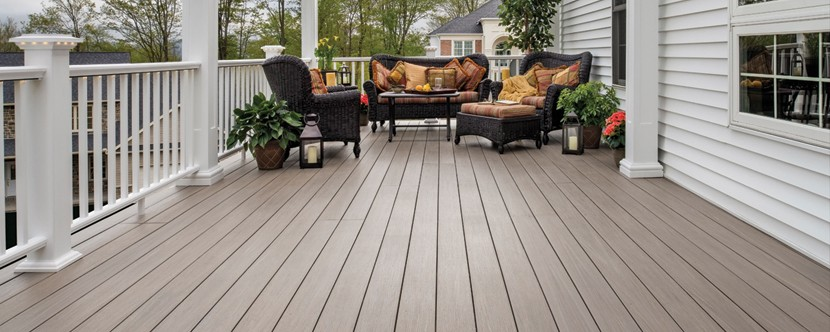 Trex Composite Maintenance-Free Deck Boards