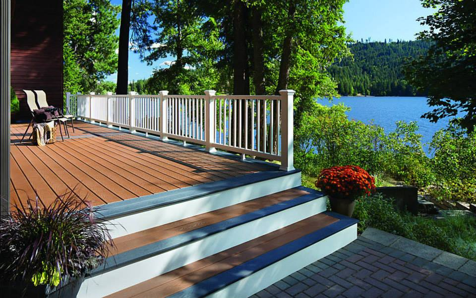 The Deck Store carries award winning decking materials