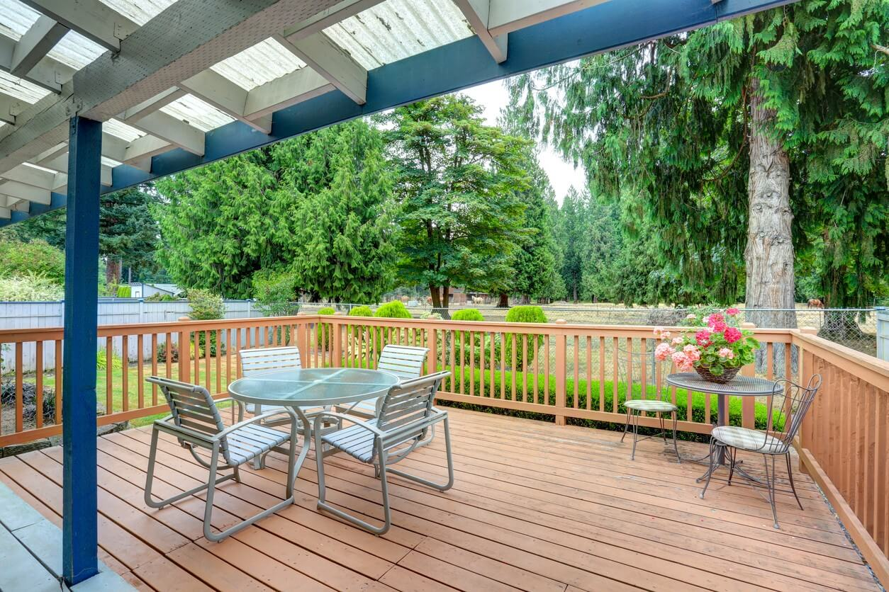 Composite Deck Designs Edmonton