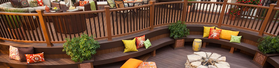 Fiberon Composite Decking at The Deck Store in Edmonton & Calgary