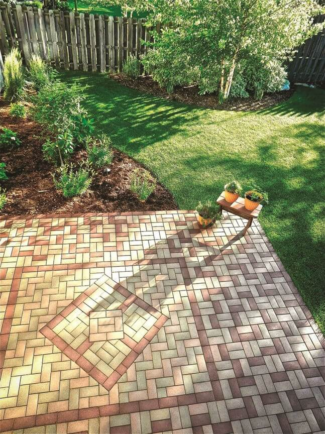 Create a Unique Backyard with AZEK Patio Paving Stones