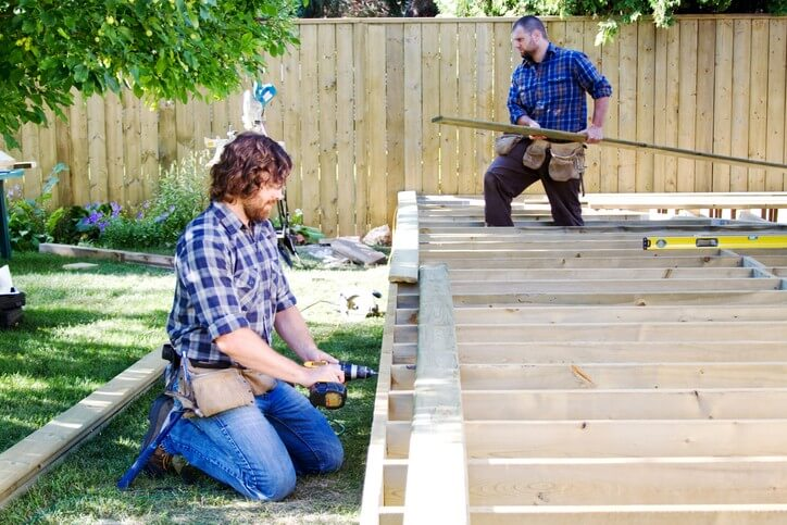 Is Building a Deck on Your Summer DIY List?