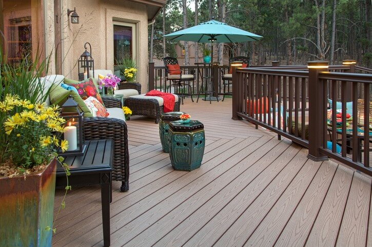 Illuminate Your Backyard with Deck Lighting