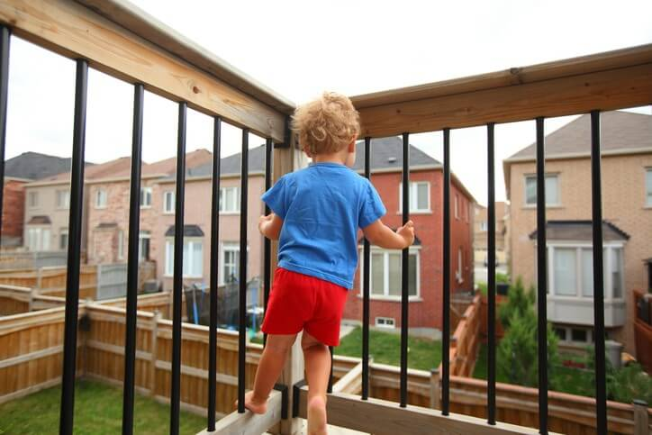 Is Your Deck Railing Up to Code for This Fall?