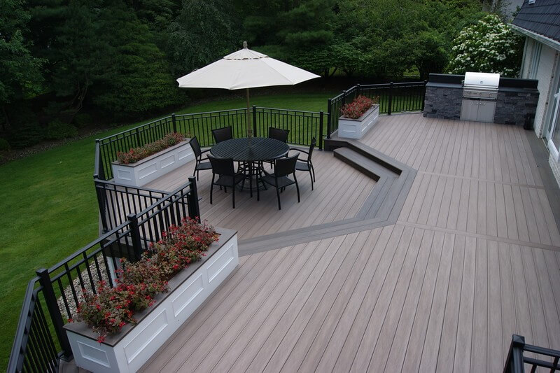 Bring the Beach to Your Backyard with Wolf Decking!